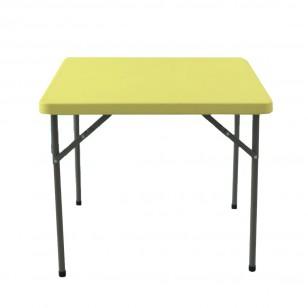 方桌(可配折疊椅)